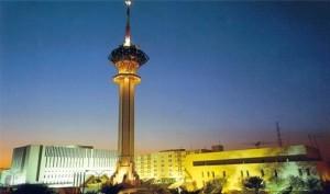 مبنى وزارة الإعلام السعودية